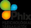 PHIX | Pszichológiai társasjátékok Logo